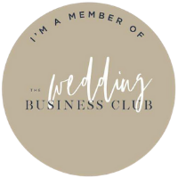 Member of the Wedding Business Club